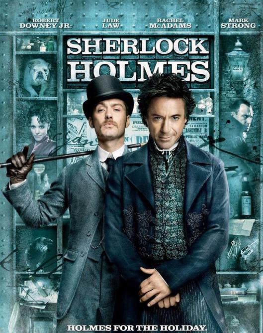 Sherlock Holmes [2009] /Монгол хэлээр/
