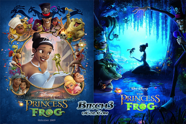 The Princess And The Frog [2009] /Монгол хадмал орчуулгатай/